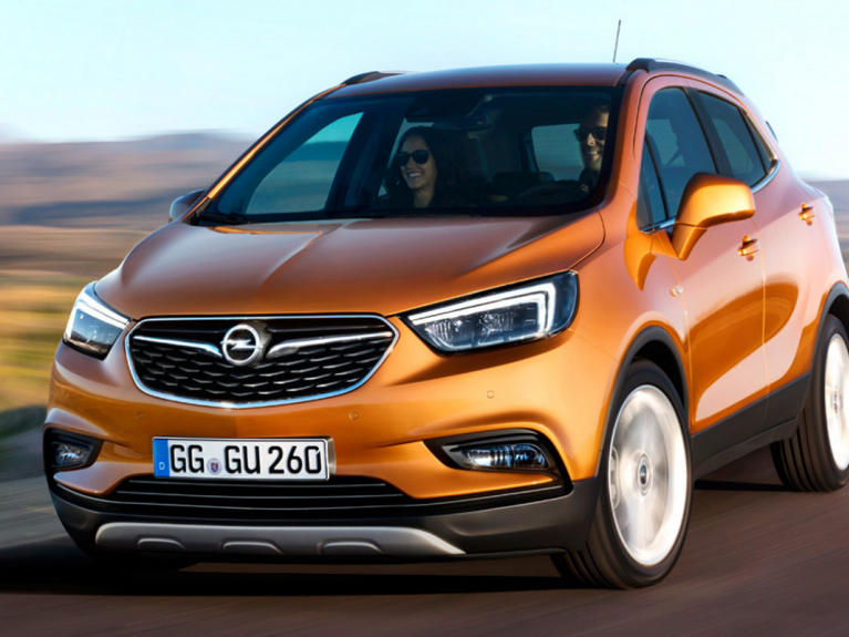<p>OPEL MOKKA X Automatica 1.6 CDTI Business 136cv START & STOP</p>