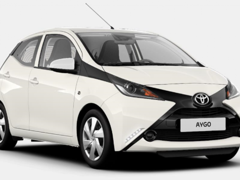 <p>AYGO AUTOMATICA X PLAY </p>